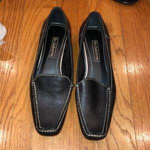 Liz Claiborne leather loafers!